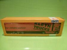 LION CAR DAF 95 XF TRUCK + TRAILER - KLEYN TRUCKS - 1:50 - NMIB