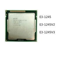Intel Xeon E3-1245 E3-1245 V2 E3-1245 V3 E3-1246 V3 E3-1260L CPU Processor