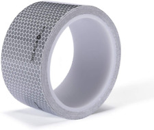 Reflective Solas Marine Tape Roll Waterproof Silver White Adhesive Conspicuity
