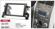 CARAV 09-001 2Din Marco Adaptador Instalacion SUZUKI Grand Vitara, Escudo 2005+
