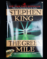The Green Mile Stephen King 1st Edition Paperback 1997