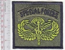 Green Beret US US Army Special Forces Airborne MEDIC ''De Oppresso Liber'' acu