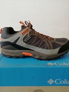 UK Size 13 Columbia Switchback waterproof Omni Tech Walking Shoe US 14 (BM3577)