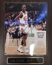 Michael Jordan Autograph Signature  Wearing Air Jordan #5 Shoes PCS Certified