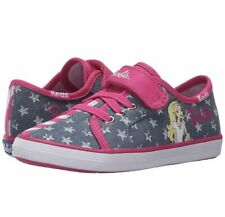 **Keds Barbie AC Casual Shoes - Toddler Girls Size 6 M - Pink/Blue