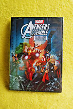 NEW/SEALED DVD! MARVELs AVENGERS ASSEMBLE, ASSEMBLY REQUIRED + EXTRA EPISODES!