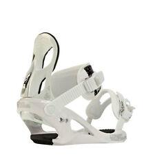 K2 Attacchi Snowboard-Ciondolo da donna-Bianco-SMALL