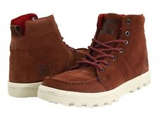 DC - WOODLAND Mens Boots (NEW) Size 7 & 7.5  BROWN SUEDE - Trail Shoes FREE SHIP