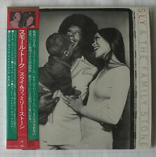 SLY & THE FAMILY STONE - Small Talk + 4 BONUS REMASTERED JAPAN MINI LP CD NEU!