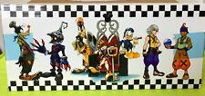 Kingdom Hearts Keyblade Necklace Pendant Christmas Ornament Boxed Set