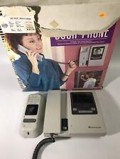 Vintage Radio Shack Safe House Video Door Phone 49-2600, Entry Camera Intercom