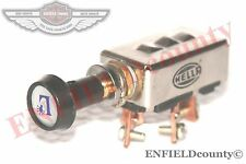 NEW GENIUNE HELLA 12V HEADLIGHT SWITCH UNIVERSAL JEEP FORD TRACTOR @AUS