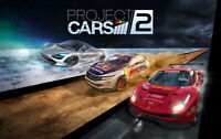 Project Cars 2 - [PC] Steam Access Region Free - FAST DELIVERY