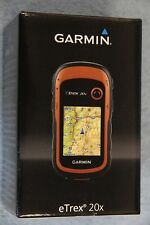 Garmin Handheld GPS Worldwide eTrex 20 with USA, Peru & Ecuador Map Sim cards