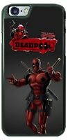 Deadpool Awesome Quote Design Phone Case fits iPhone Samsung Google LG etc.