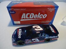Dale Earnhardt Sr. 1997 Action #3 AC Delco Suzuka Japan Nascar 1:24 Scale Bank