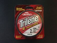 Berkley Trilene Xl Smooth Casting Fishing Line / Clear / 2 Lb 330 Yd