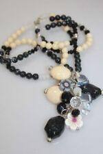Natural Glass Mixed Metals Costume Necklaces & Pendants