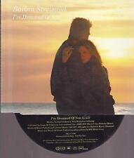 Barbara Streisand - I´ve Dreamed of you - ( PROMO)  - 1 track  CD