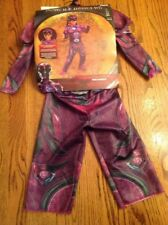 Disguise Saban's Pink Power Ranger Girls Toddler Costume Dress Up Size Small 2T