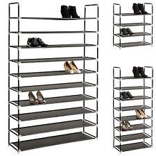 Estantería zapatero para calzado armario zapatos mueble 4 / 8 / 10 estantes