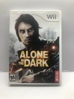 Alone in the Dark (Nintendo Wii, 2008) Clean & Tested Working - Free Shipping