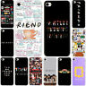 Friends Season TV Hard Phone Cover Case for iphone XS Max XR X 8 7 6 plus