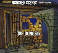 Dencomm Monster Scenes The Dungeon diorama model kit 1/13