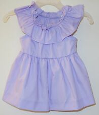 New In Bag ~ Kelly's Kids Everly Wisteria Broadcloth Top ~ Girl's 12 Month