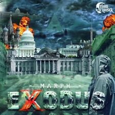 MARPH - EXODUS   CD NEUF
