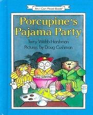 Porcupine's Pajama Party (I Can Read!) by Harshman, Terry Webb