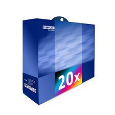 20x europcart Cartridge Compatible for HP Deskjet 1200-S 1200-C 1200-PS CopyJet M