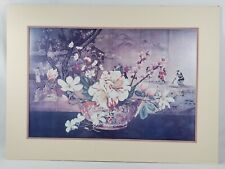 Rare LARGE Soicher-Marin Framed Dimitri Alexandroff the Chinese Bowl Print 38x28
