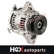 New Alternator for Chevy Mini Denso Street Rod Race 1-Wire 400-52062 12180-SE