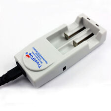 TR001 Universal Charger for CR123A 18350 18650 18500 Li-ion Batteries cckk