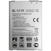 LG Batteria originale BL-51YF per G4 H815 3000mAh Nuova Bulk pila di ricambio