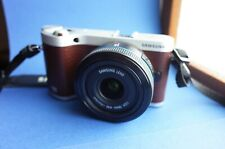Samsung NX300 with 16 & 20mm lenses