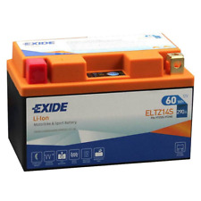 Batterie moto Exide Li-Ion Lithium ELTZ14S YTZ12S YTZ14S 12V 5AH 290A