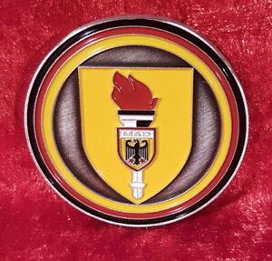 Coin Bundeswehr Militärischer Abschirmdienst MAD