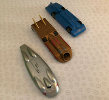 LLEDO 3 x LAND SPEED RECORD CARS THRUST 2, BLUEBIRD, RAILTON  (3 cars)