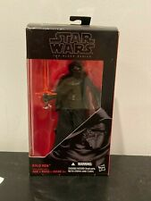 Kylo Ren Star Wars The Black Series The Force Awakens 6-inch Action Figure 03