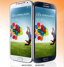 "5"" Samsung Galaxy S4 SGH-M919 13MP 16GB 4G LTE Débloqué Téléphone Android Blanc"