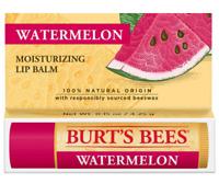 Burts Bees Watermelon Lip Balm 4.25g .   New & Sealed
