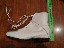 Hi-Country boots, 8 wide white, new in box