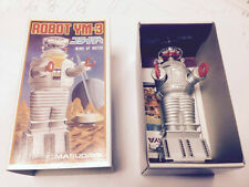 MASUDAYA LOST IN SPACE B9 WIND UP ROBOT 4.5 INCHES TALL FORBIDDEN PLANET