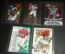 Shaun Alexander Rookie Lot(5)Cards(2) Rookies & (3) Parallel'd  Inserts Seahawks