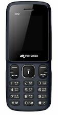 Micromax X412 (Blue, Auto Call Recording, 800mah) Feature Phone Cell Phone