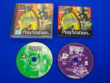 ps1 ODDWORLD Abe's Exoddus Game boxed COMPLETE Playstation 1 PAL ps2 ps3