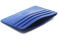 Card Holder Front Pocket Wallets Slim Leather Wallet for Men and Women Credit ID