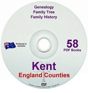 Family History Tree Genealogy Kent